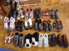 Shoes, Shoes, Shoes! by francophony