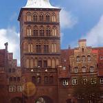 Südportal Burgtor Lübeck