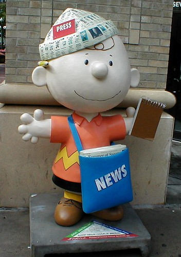 Charlie Brown: Good News Charlie Brown