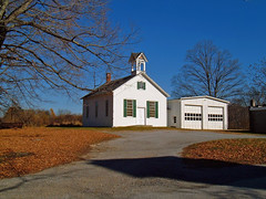 Schoolhouse by Nicholas_T @ Flickr