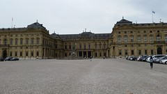 Residenz - palace for the Prince Bishops when the Marienburg castle became too outdated for them