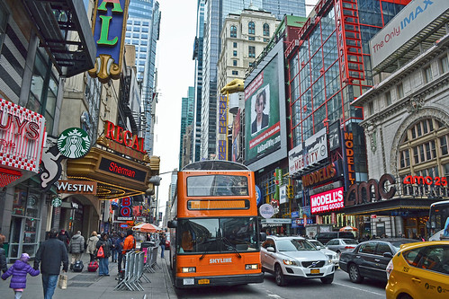 Busiest city (New York City)