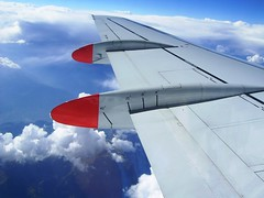 Airplane Wing by Zoagli on Flickr