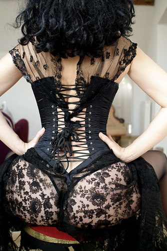 Corset and Lace