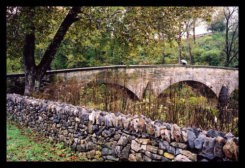 US CIVIL WAR Battlefield: Antietam Burnside's Bridge_01 by William J. Gibson, the Canuckshutterer