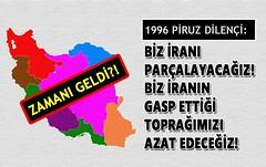 South Azerbaijan Map - Iran - Piruz Dilanchi