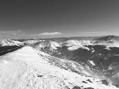 Quandary Peak summit view (east).