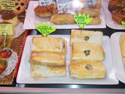 Pastries at Keiraville Fine Cuisine Deli, Keiraville by you.
