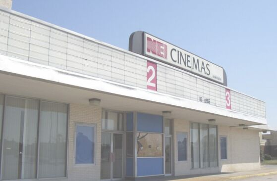 NEI Cinemas (Hampton, VA closed mid 1990's)