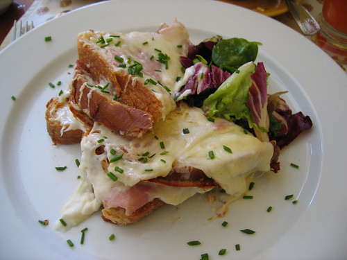 croque monsieur by cygnoir