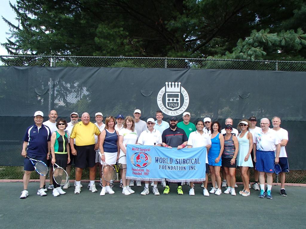 2015 Landmark Commercial Realty Tennis Fundraiser