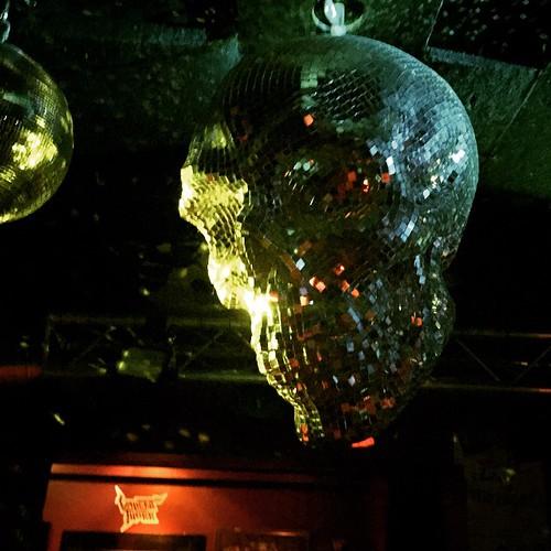 #Disco #skulll @ #Kellerklub #0711 #Stuttgart