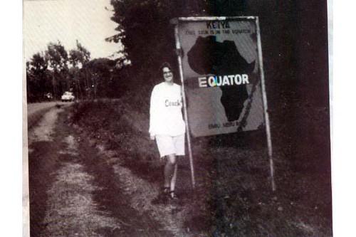 Me in Kenya (1994)