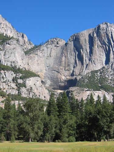 Photo: Yosemite Falls - dry by Graham Jenkin