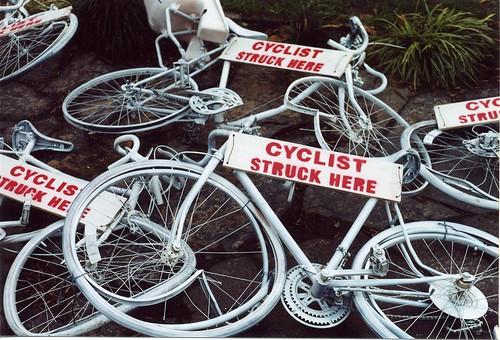 Ghost Bike- the beginning