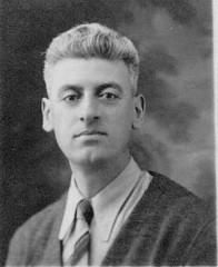 Mon père, Joseph Covo à l'âge de 30 ans