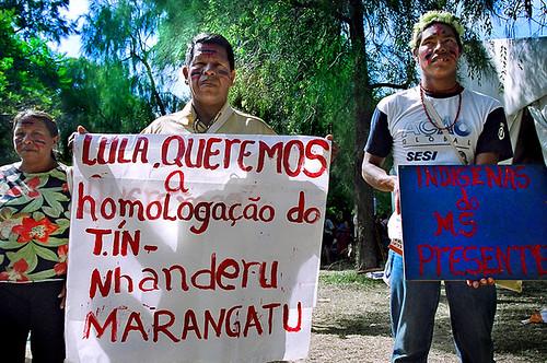 Guarani Kaiowá people