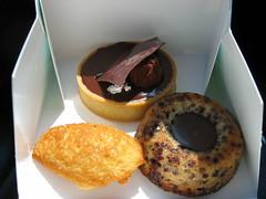 pastries - boule
