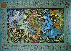 Celtic Calendar Art