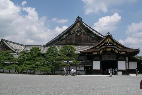 nijo-ji house