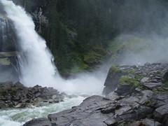 Lower Krimml Waterfall
