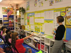 Math Meeting Board and Lesson