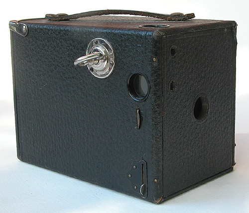 Kodak Box Camera by William J. Gibson, the Canuckshutterer