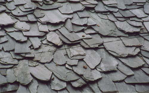india slate roof