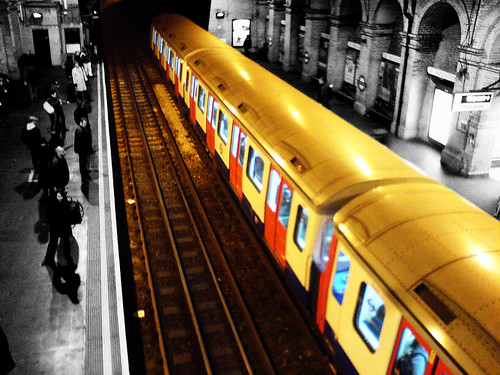 Circle line in meaningless composition (westbound) by fabbio.
