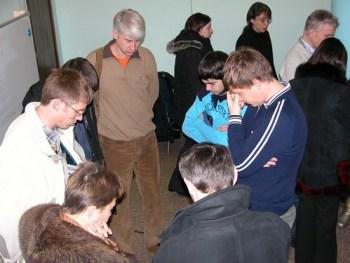 Prayer Group by KRHamm