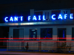 Can\'t Fail Cafe