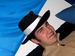 Dan in the hat!