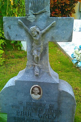 Paul Grey Tombstone