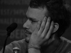 Heath Ledger Died 23-Jan