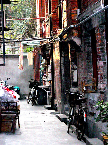 Shanghai Alley #1 by bloompy