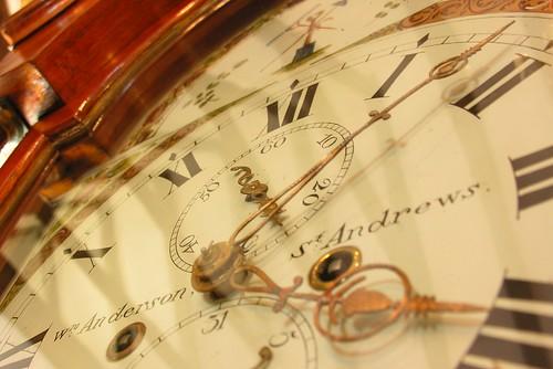 Tiden går...