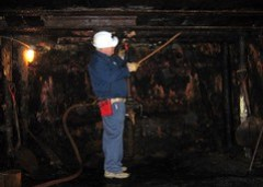 Glace Bay Coal Mine Tour