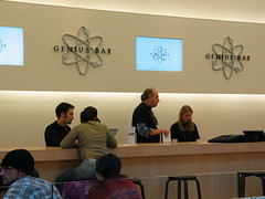 Apple Store San Francisco - Genius Bar