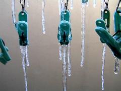 frozen pegs