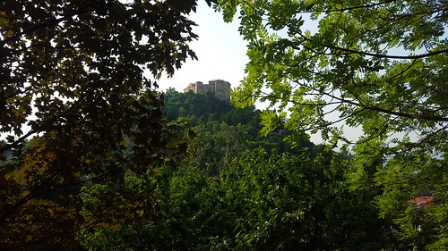 "Bertinero castle from down hills - Forli, Italy • <a style=""font-size:0.8em;"" href=""http://www.flickr.com/photos/104409572@N02/19506907435/"" target=""_blank"">View on Flickr</a>"