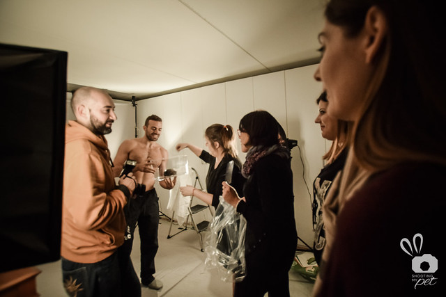 backstage A