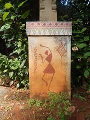 The Legend Kuchipudi Dancer Dr. Vyjayanthi Kashi's Shambhavi School of Dance Outside Photography By Chinmaya M.Rao  (248)