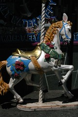 Candy Carousel Horse