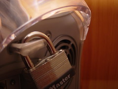 Secure, photo on Flickr by Wysz