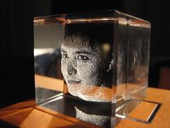 My very own hologram by Lenara Verle