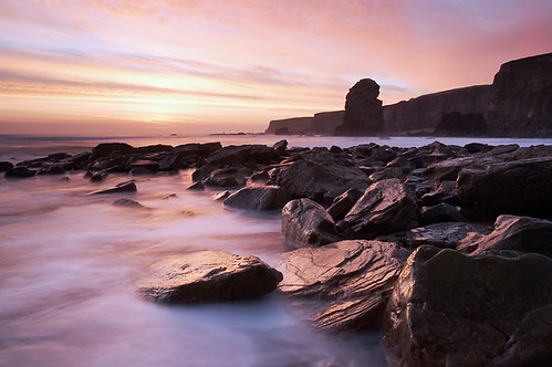 South towards Souter by Gary Shrimpling (Flickr)