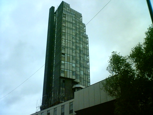 Maths Tower - Manchester University
