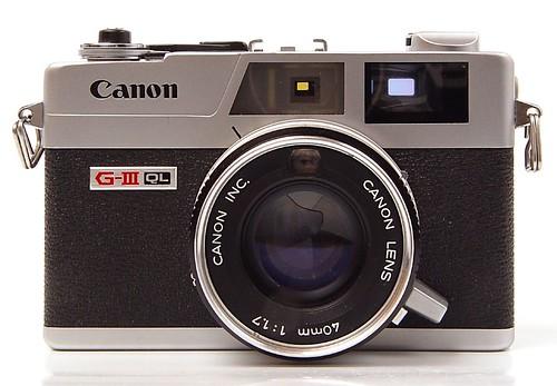 Canonet GIII QL 17
