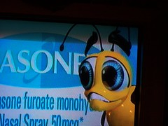 The NASONEX BEE!!
