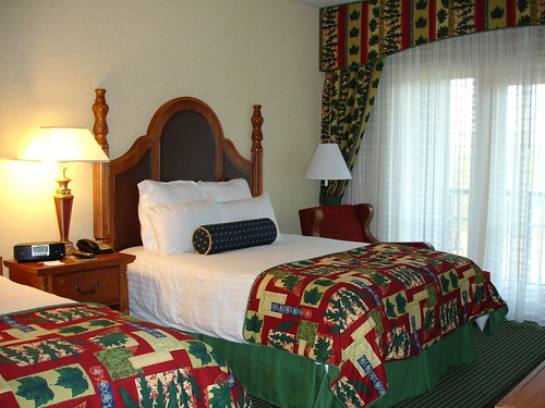 Hotel Room, Marriott Shoals Hotel and Spa, Florence AL